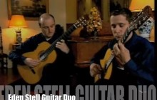Eden Stell Guitar Duo play Daquin_s Coucou - YouTube